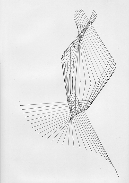 Drawing With Lines Only : Bryanida bryan ida