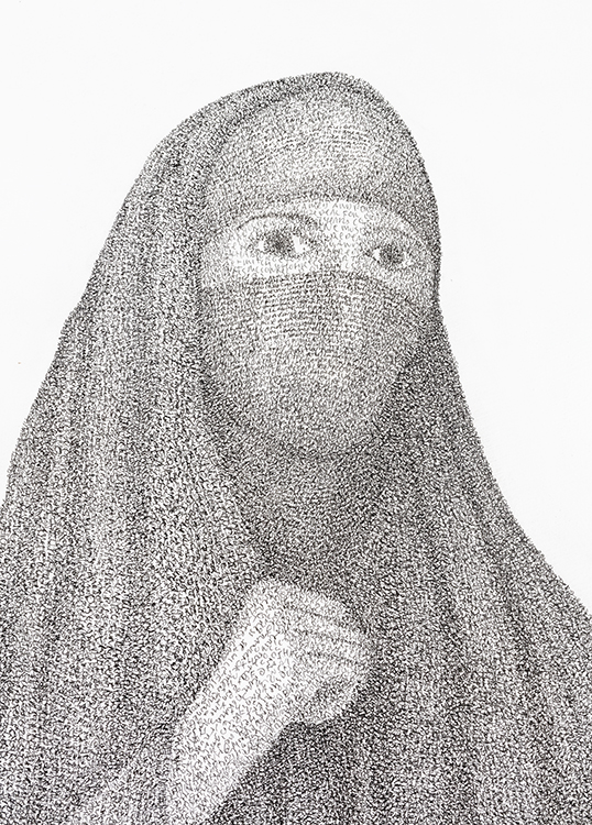 16 Muslim Woman b web